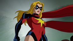 Ms. Marvel-Carol Danvers.
