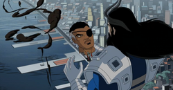 Nick Fury (Androide)
