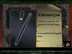 "Limbo of the Lost ""Woorden Cane"""