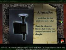 "Limbo of the Lost ""Hinge Pin"""