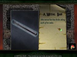 "Limbo of the Lost ""Metal Bar"""