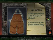 "Limbo of the Lost ""Apron"""