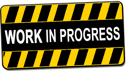 Image - Work-in-progress sign.png | LOTR Minecraft mod ...
