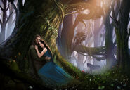 Beren and luthien by maril1-d5xs7va