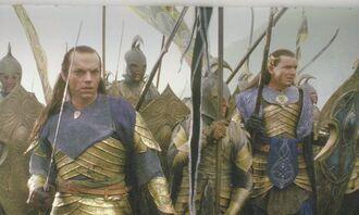 Elrond, Gil-galad