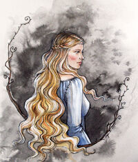 Līga Kļaviņa - Princess of Nargothrond