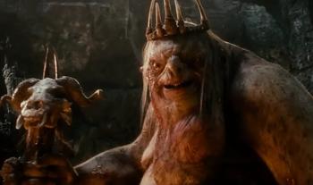 Wielki Goblin w filmie Peter Jacksona