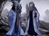 Синие маги