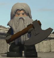 King Dain II Ironfoot