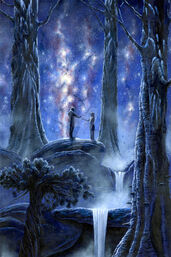 Melian and thingol med jpeg by kiprasmussen-d8rgu3n