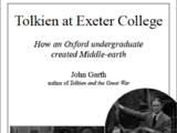 Tolkien at Exeter College