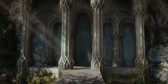 Halls of Thranduil - Entrance