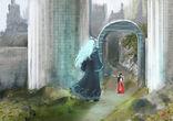 Melkor vor dem Tor von Formenos