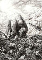 426px-Joona Kujanen - Beorn Finds Thorin