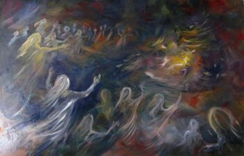 Ainulindale by Alassea Earello