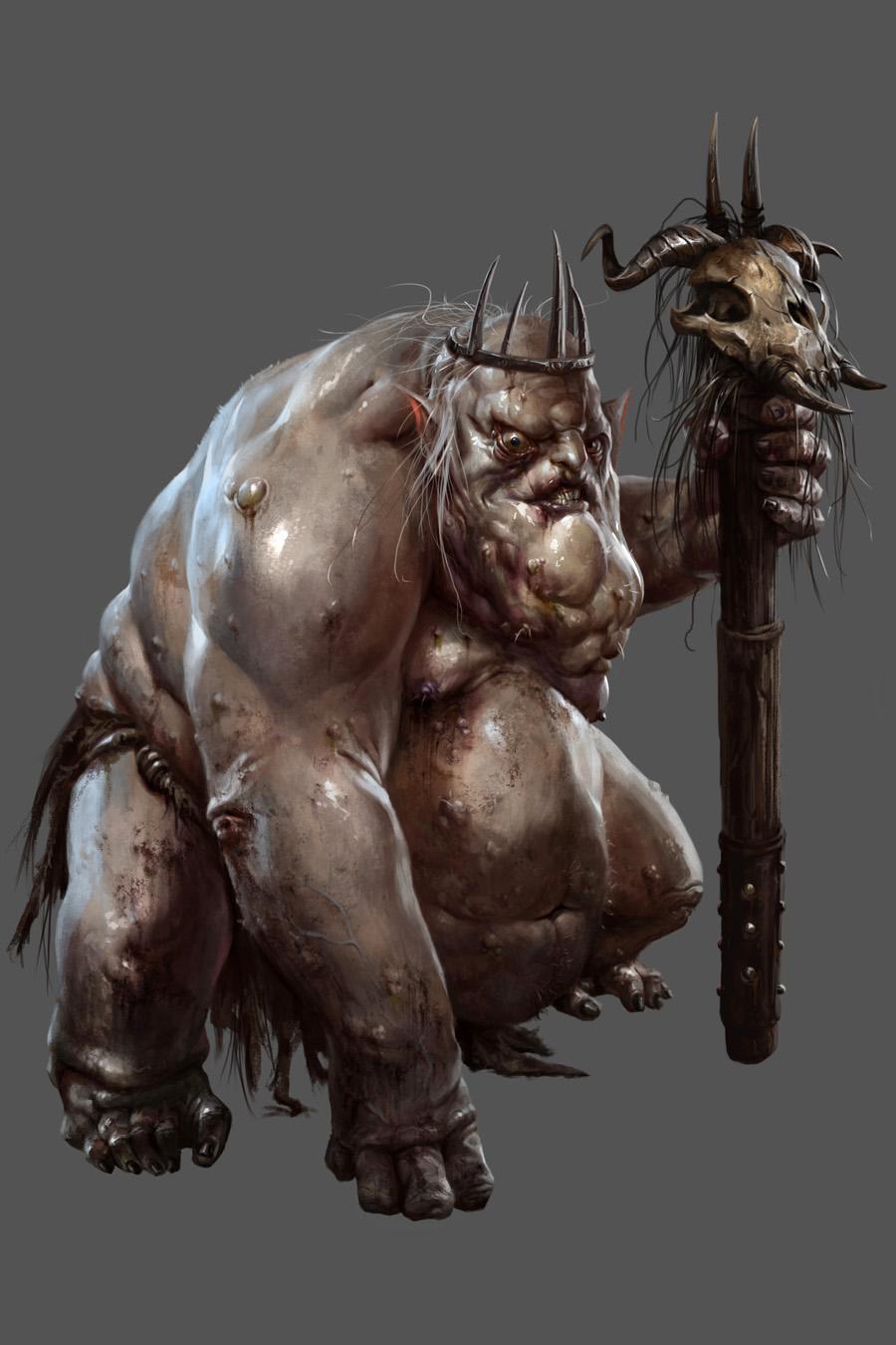 Great Goblin Great Goblin The One