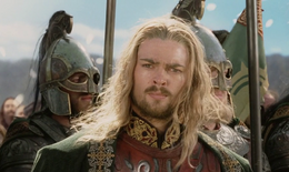 Eomer at the coronation