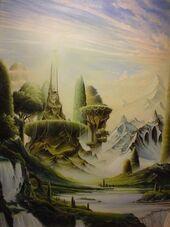 The Elder Days by Bmosig