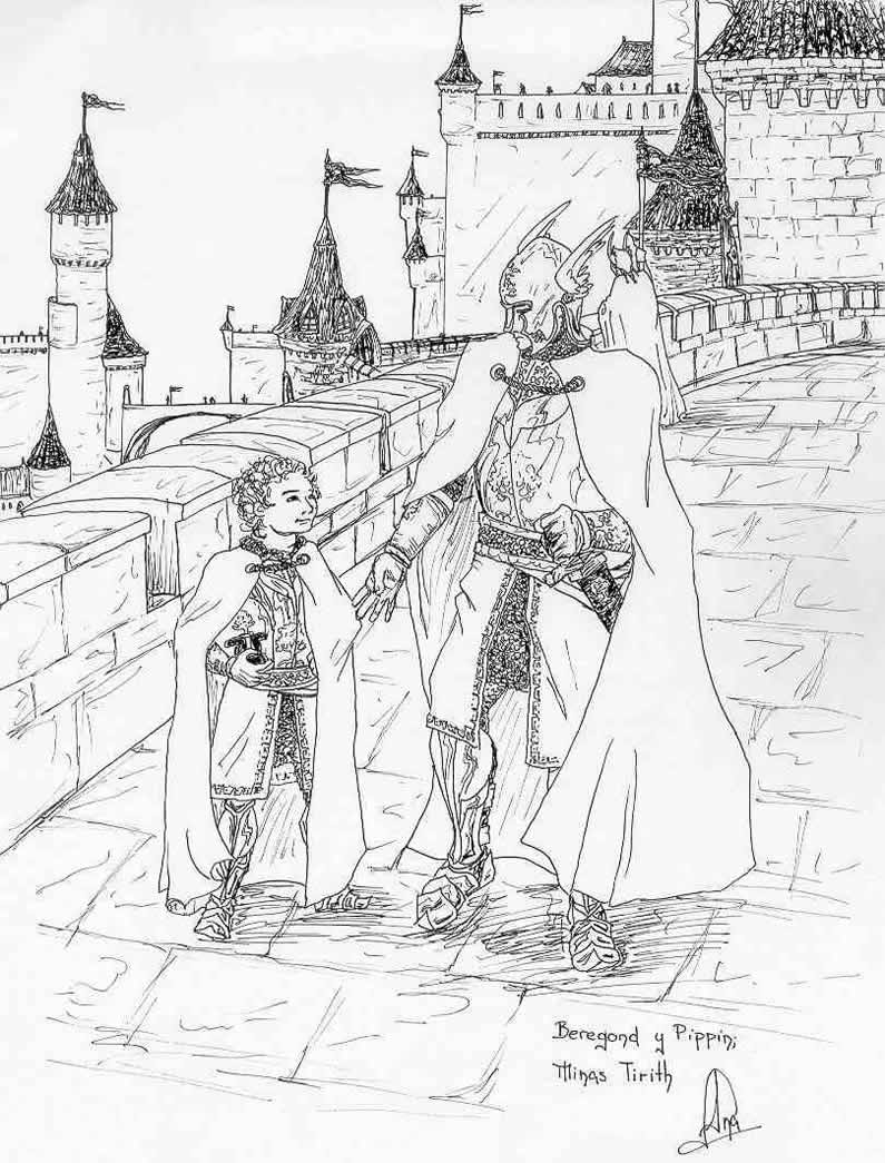 Lovely Hobbit Dwarf Coloring Pages Ideas - Professional Resume ...