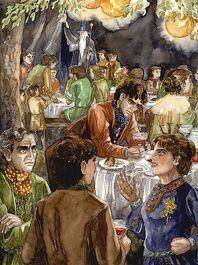 Bilbos Abschiedsfest