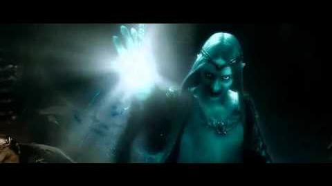 Зоретворець/Галадріель проти Саурона