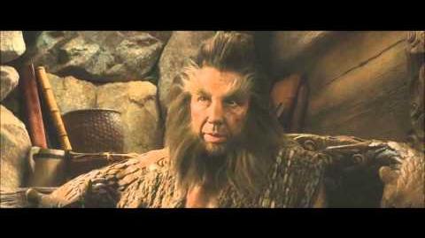 Hobbit Pustkowie Smauga - Dom Beorna