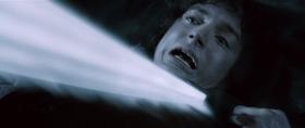 Frodo Baggins Stabbed