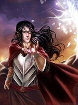 Feanor and Silmarilli by Mami02 - fghj6