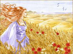 Jenny Dolfen - Fields of Gold