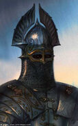 Gothmog, Lieutenant of Morgul by John Howe
