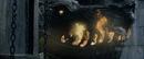Grond breaks through Minas Tirith