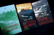 J.R.R.Tolkien Kinder Húrins Tuor und die Ankunft in Gondolin