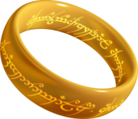 File:One ring transparent.png