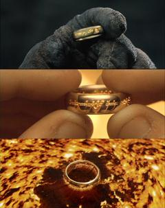 Lord of the rings quote one ring