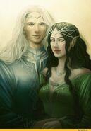 Тингол и Мелиан