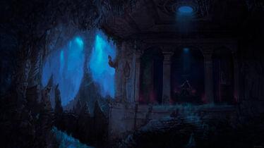 The halls of mandos by ralphdamiani