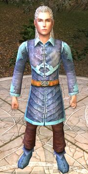 The Lord of the Rings Online - Galdor of the Havens
