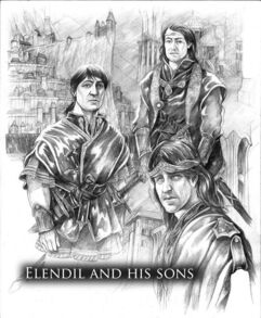 Abe Papakhian - Elendil and Sons