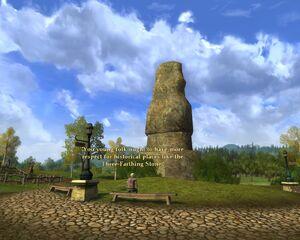Kamień Trzech ĆwiartekLOTRO