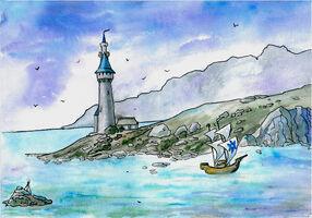 The tower of tar minastir by losse elda-d2zjwh2