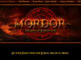 Mordor ~ The Land of Shadow