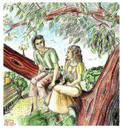 Drogo & Primula Baggins