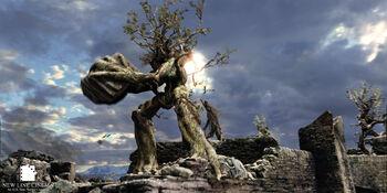 Enty w Isengardzie