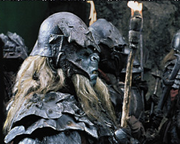 Blonde Orc