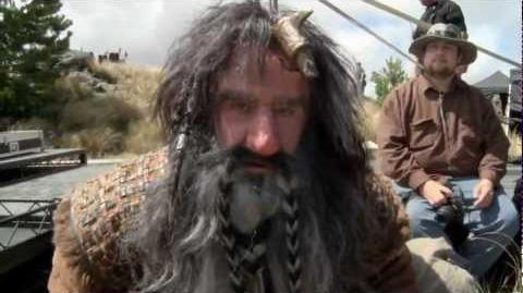 The Hobbit An Unexpected Journey - Production Video 6