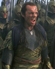Elrond's armor - halfbody