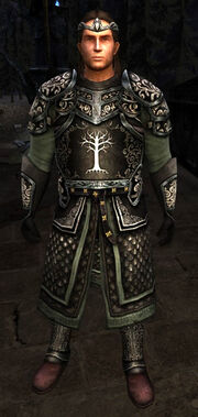 The Lord of the Rings Online - Faramir