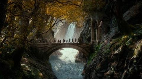 The Hobbit The Desolation of Smaug - Official Main Trailer HD