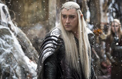 BOTFA - Promotional for Thranduil