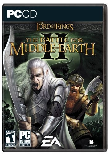 The Lord Of The Rings 2 The Lord Of The Rings The Battle For Middleearth Ii  The One